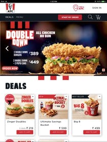 KFC online food ordering Gallery Image #6