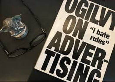 Ogilvy on Advertising Gallery Image #0