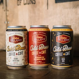 Station cold brew Gallery Image #1
