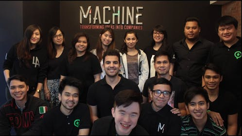 Machine Ventures Gallery Image #1