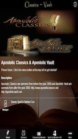 Apostolic C&V Gallery Image #1