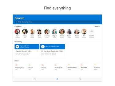 Microsoft Outlook Gallery Image #6