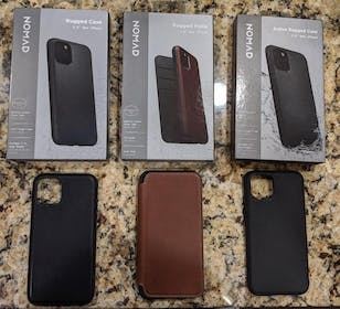Nomad Rugged Smartphone Case Gallery Image #0