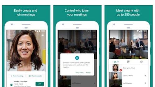 Google Meet Gallery Image #1
