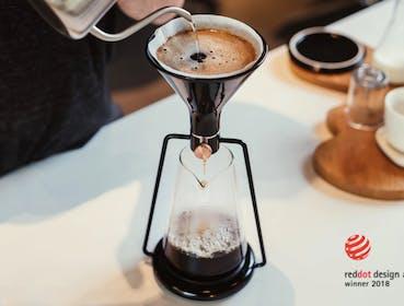 Gina Smart Coffee Instrument Gallery Image #1