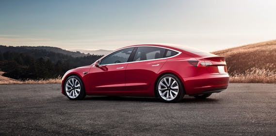 Tesla Model 3 Gallery Image #0