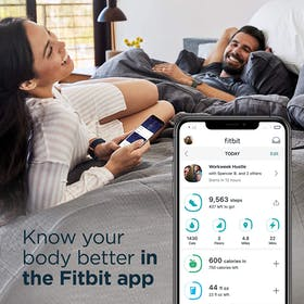 Fitbit Versa 2 Fitness-Tracking Smartwatch Gallery Image #7