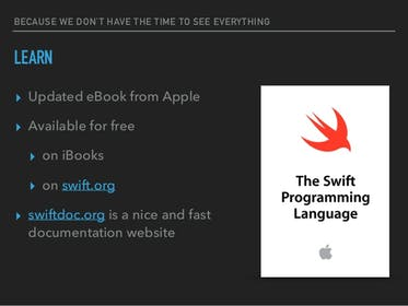 Swift Language Gallery Image #0