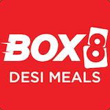 BOX8 - Desi Meals