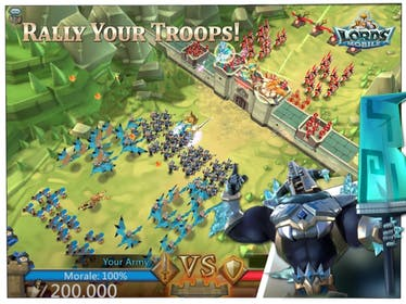 Lords Mobile: War Kingdom Gallery Image #3