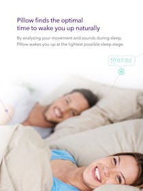 Pillow Automatic Sleep Tracker Gallery Image #11