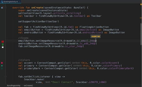 Android Studio Gallery Image #6
