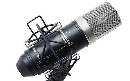 Marantz Professional MPM-1000 Large Diaphragm Condenser Microphone  Gallery Image #2