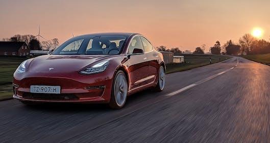 Tesla Model 3 Gallery Image #1