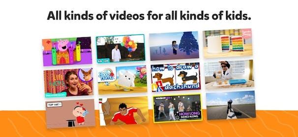 YouTube Kids Gallery Image #1