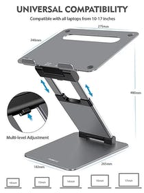 Nulaxy C5 Laptop Stand Gallery Image #2