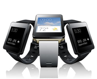 LG G Android Watch Gallery Image #0