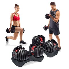 Bowflex Select Tech Adjustable Weights media