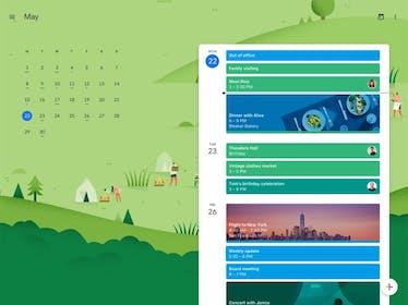 Google Calendar Gallery Image #5