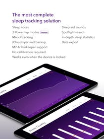 Pillow Automatic Sleep Tracker Gallery Image #12