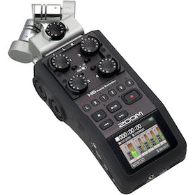 Zoom H6 Gallery Image #1