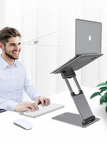 Nulaxy C5 Laptop Stand Gallery Image #4