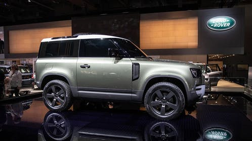 Land Rover Defender Gallery Image #4