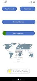 Dash VPN Browser Gallery Image #1