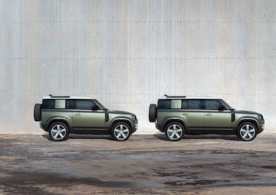 Land Rover Defender Gallery Image #1