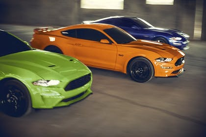 Ford Mustang Gallery Image #6