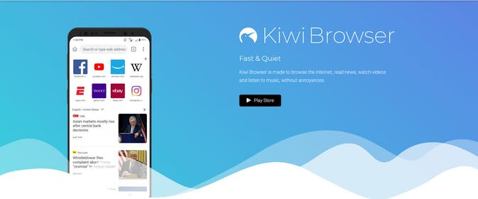 Kiwi Browser Gallery Image #4