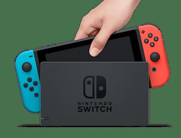 Nintendo Switch Gallery Image #1