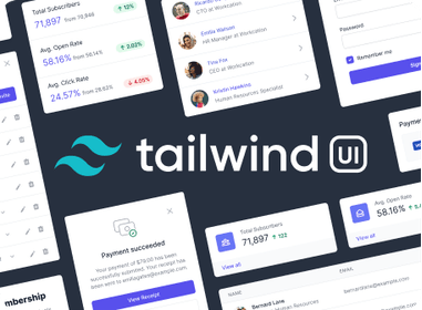 Tailwind CSS Gallery Image #0