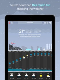 CARROT Weather Gallery Image #15