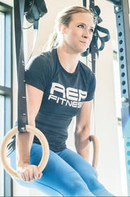 Rep Fitness Gymnastics Rings Gallery Image #1