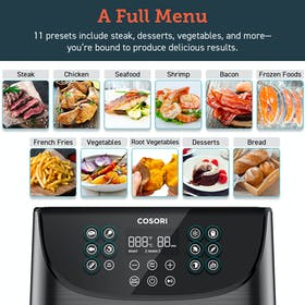 Cosori Air Fryer Gallery Image #2