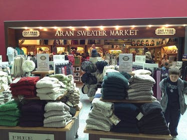 Aran Sweater Market Gallery Image #2