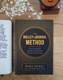 The Bullet Journal Method Gallery Image #1