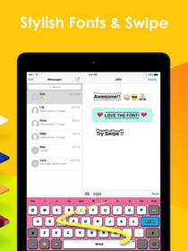 New Emoji & Fonts - RainbowKey Gallery Image #13
