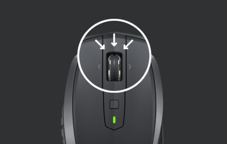 Logitech MX Anywhere 2S Wireless Mouse Gallery Image #0