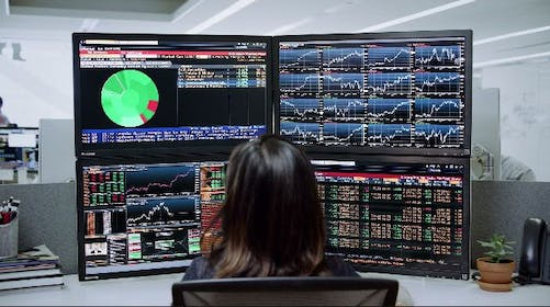 Bloomberg Terminal Gallery Image #1
