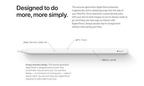 Apple Pencil Gallery Image #0