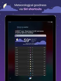 CARROT Weather Gallery Image #11