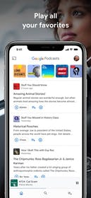 Google Podcasts Gallery Image #0