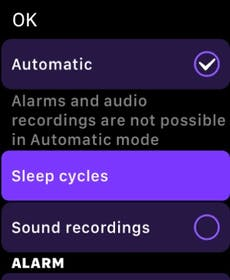 Pillow Automatic Sleep Tracker Gallery Image #16