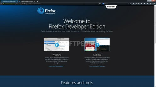 Firefox Development Gallery Image #2