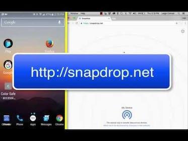 Snapdrop Gallery Image #1