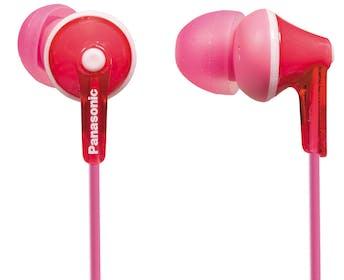 Panasonic ErgoFit In-Ear Earbud Headphones Gallery Image #0