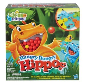 Hungry Hungry Hippos Gallery Image #0