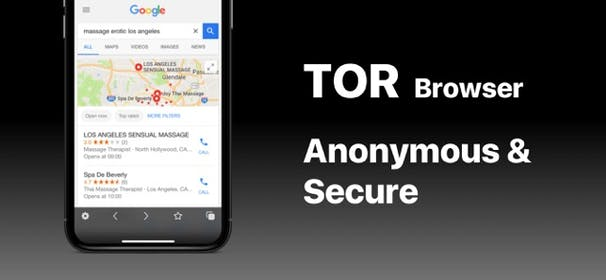 VPN + TOR Browser Private Web Gallery Image #2